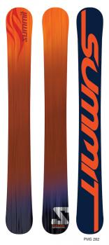Summit Marauder 125 cm Skiboards OR