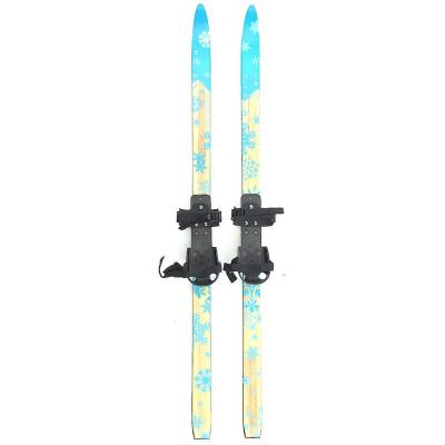 Sporten Second Step 130cm Kids Cross Country Skis w. Binding