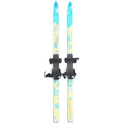Sporten Second Step 130cm Kids Cross Country Skis w. Binding