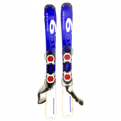 Salomon snowblades 99cm bindings used