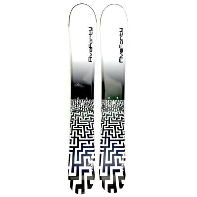 Snowjam skiboards 90cm Panzer WB with atomic bindings