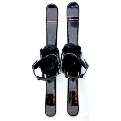 Snowjam Phenom 99cm Skiboards with Technine Snowboard Bindings 2019