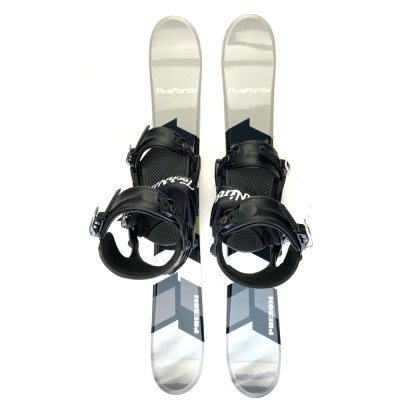 Snowjam skiboards phenom 90cm 21 with technine SB bindings