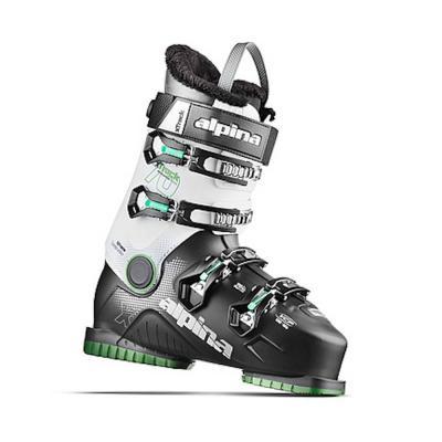 Alpina XTrack 70 Skiboard Boots Black/White