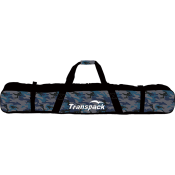 Transpack Skiboard Bag 165cm Black/Blue/Gray