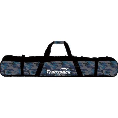 Transpack Skiboard Bag 165cm Black/Blue/Gray