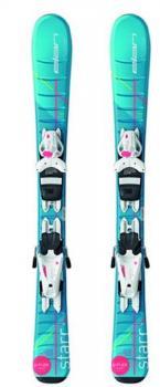 Elan Starr QT Junior Skiboards with Bindings 70cm
