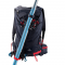 Salomon Quest 12 Skiboarding Backpack 2018/19 diagonal