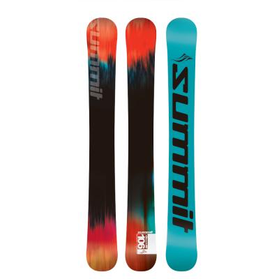Summit GroovN 106 cm 3D Rocker SC Skiboards 2019