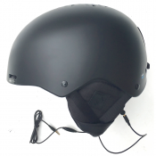 Salomon Brigade Helmet with Audio System