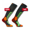 Eurosock Ski Digits Ski Socks Anthracite
