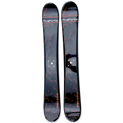 Snowjam 90cm Phenom Skiboards w. Your Own Snowboard bindings 2019