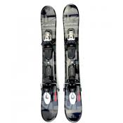 Snowjam Skiboards 90cm Titan with atomic ski bindings