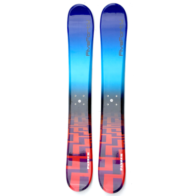 Snowjam Five-Forty Panzer 75cm Snowblades with Atomic Ski Bindings