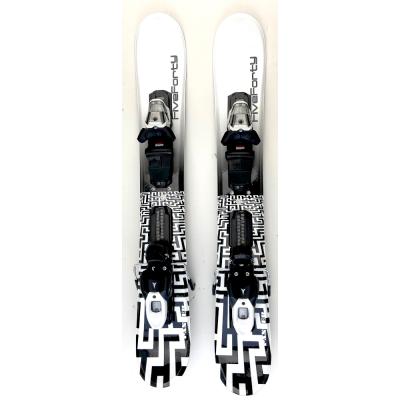 Snowjam Skiboards Panzer WB 90cm with Atomic M10 bindings