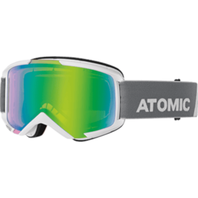 Atomic Goggles Savor Stereo Blue Green Mirror