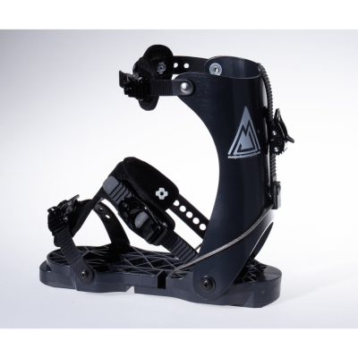 Mad Jacks Binding Snowboard Boot Conversion - Fits into Ski Bindings