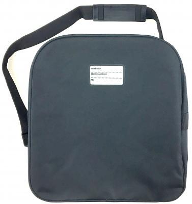 K&B Sport Ski/Skiboard Boot Bag Black