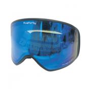 540 Snowjam Park Blud Mirrored Black Frame Goggles