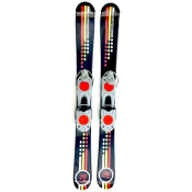 5th Element Ascension 99 cm skiboards with Fixed Ski Boot Bindings