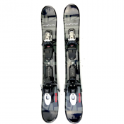 Snowjam Skiboards Titan 75cm with Tyrolia Ski Bindings