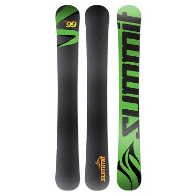 Summit Carbon Pro 99cm CS Twin Tip Skiboards