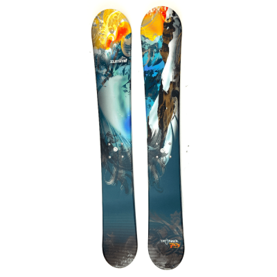 Summit Skiboards Easy Rider 79 21 blank