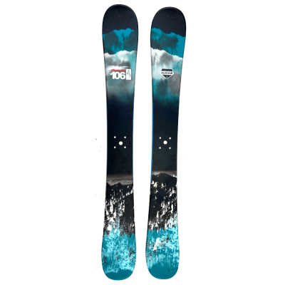 Summit Skiboards GroovN 106 21 blank