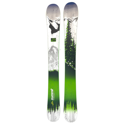 Summit Skiboards Invertigo 118cm 21-blank