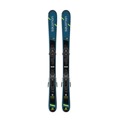 Salomon Pulse 125cm Skiboards Skis with L10 bindings