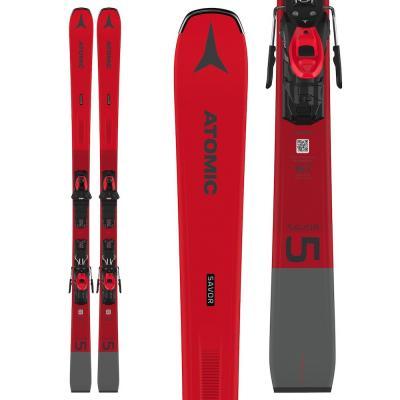 Atomic Skis Savor 128cm with Atomic M10 bindings