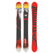 Summit Invertigo 118cm MS Rocker Skiboards