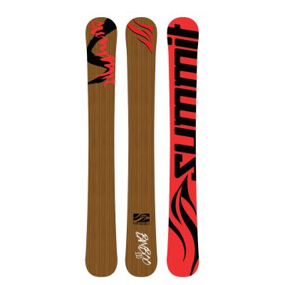 Summit Bamboo 110cm Skiboards