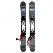 Line Weapon Skiboards with bindings